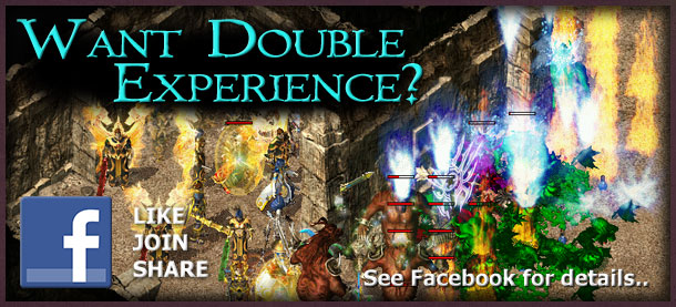 Double experience promotion