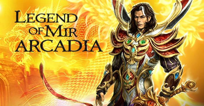 Player Commands - Mir Arcadia